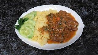 🥩🍗🍲тушеная говядина которая тает во рту🥩 лучший рецепт 🥩