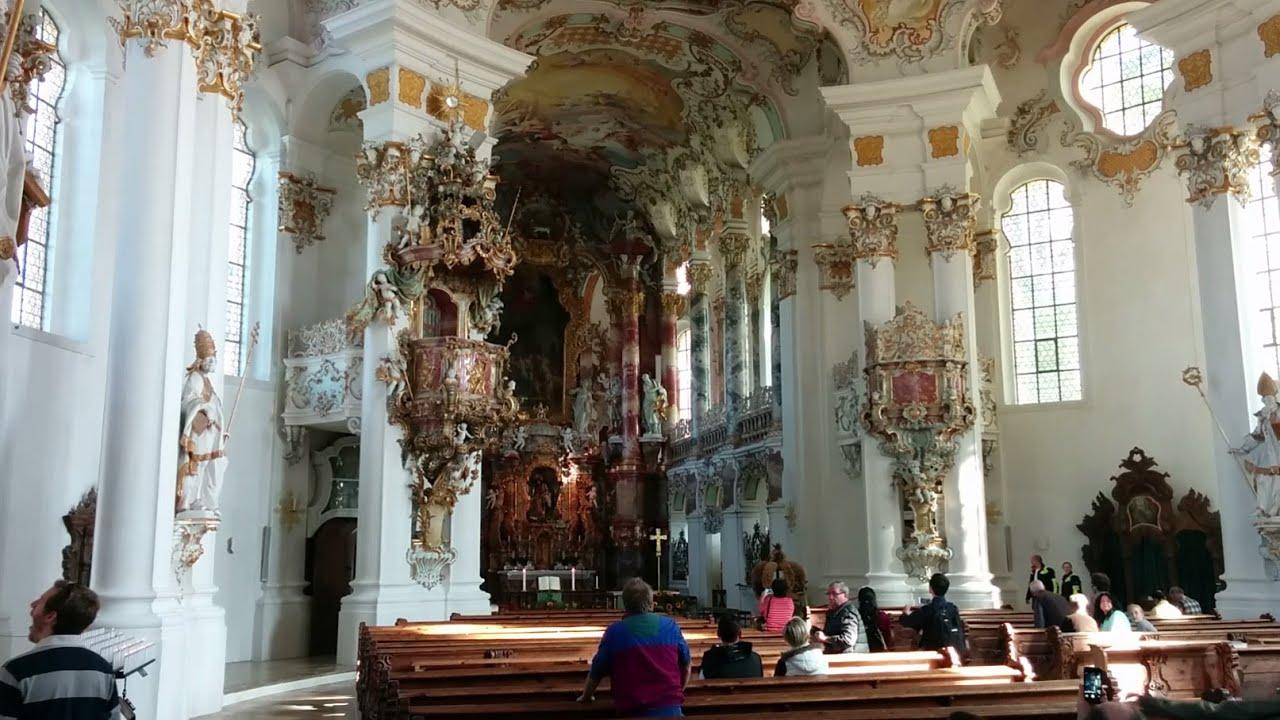 Wieskirche Bayern