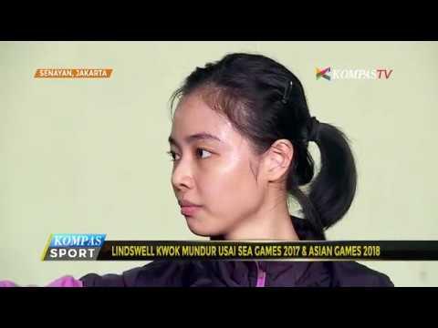 Usai SEA Games dan Asian Games, Lindswell Kwok Pensiun Mp3