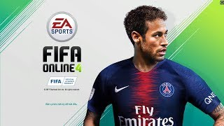 FIFA ONLINE 4: TEST 1st Vs K. Mbappé TT - Neymar TT - L. Figo TT & Van Nistelrooy TT- ShopTayCam.com