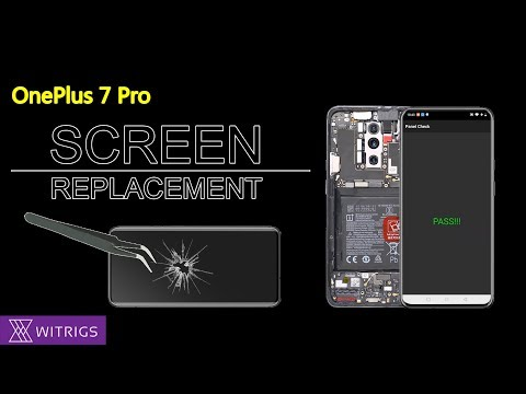 OnePlus 7 Pro Screen Replacement - Detailed Tutorial