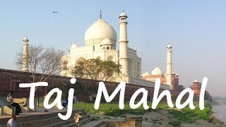 India Travel: How to See the Taj Mahal for Free