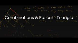 MDM4U/Grade 12 Data Management: 1.2 Combinations & Pascal's Triangle