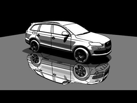 Arnold 5 1 Toon Shader | Tutorials | AREA by Autodesk