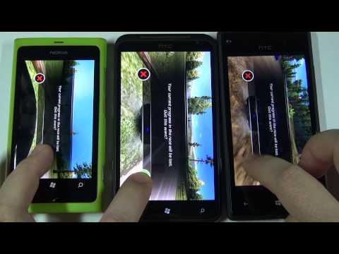 ГаджеТы: производительность HTC Windows Phone 8X