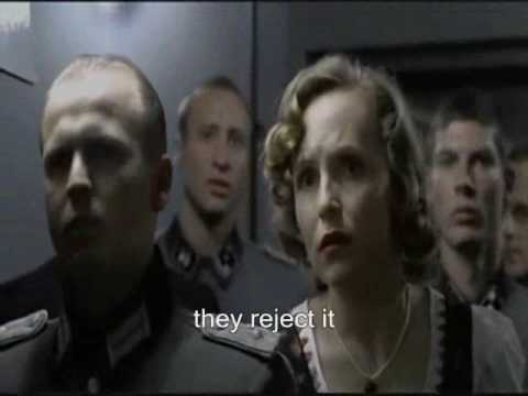 Hitler Does An Expense Report