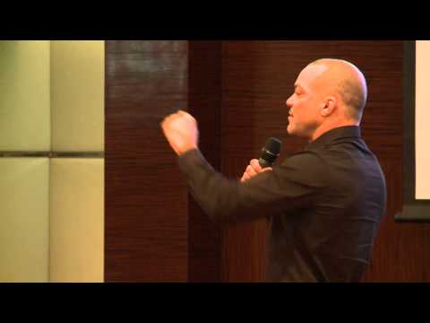 How to be a black belt  4 Steps to accomplish your goals: Mike Powers at TEDxHongKong 2013