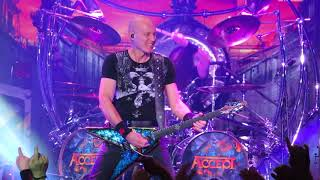Accept/Stalingrad - Live on Baltic/15.02.2018