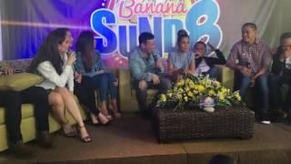 Jessy Mendiola on welcoming Angel Locsin as a guest in Banana Sundae