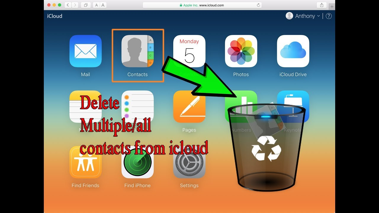 how to download photos from iphone to pc how to delete or all contacts from icloud 2763