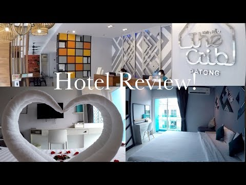 The Crib Hotel 2018 Review – Patong Beach, Phuket.
