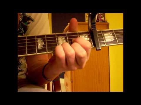 Indescribable (Chris Tomlin) Guitar Lesson