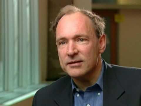 2004 Millennium Technology Prize Winner Tim Berners-Lee