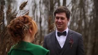 Классная свадьба на природе с самой веселой невестой