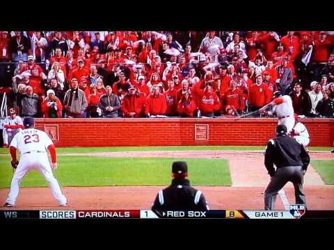Jonny Gomes Homerun Red Sox win game 4 2013 WS