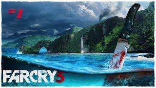 Far Cry 3 миссия №1 Знакомство