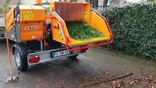 Broyeur de branches JENSEN A540 TOURELLE