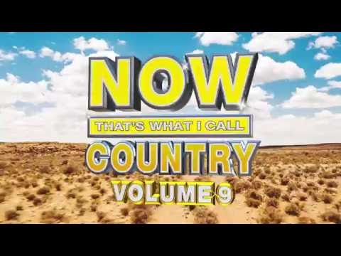 The NOW Country 9 Track List is Here!