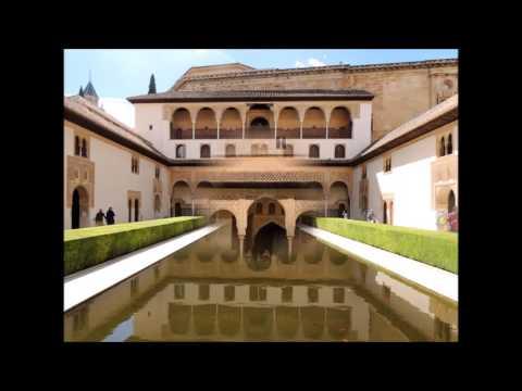 My Movie La Alhambra   El Alcazar de Sevilla