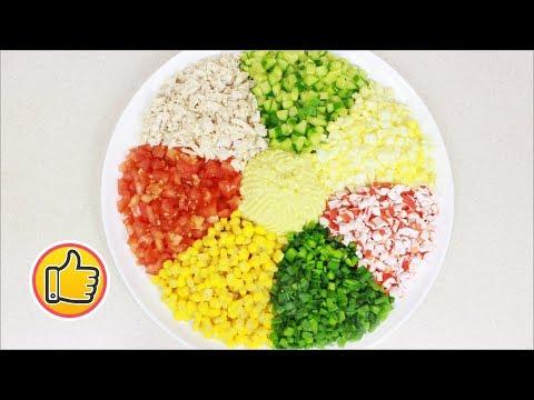 БОМБА салат, веганы потекут, мясоеды стороной обойдутиз YouTube · Длительность: 6 мин23 с