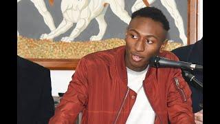 Ο νεαρός Άλεξ Αλέρου από τη Νιγηρία που τιμά το Κιλκίς - Eidisis.gr webTV
