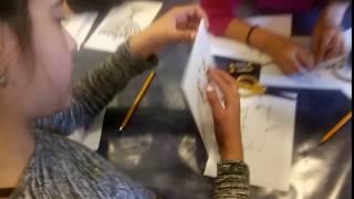 סדנאות מדע  - ילדים בונים מיצגים אינטראקטיביים  - מבית יצירה=שינוי