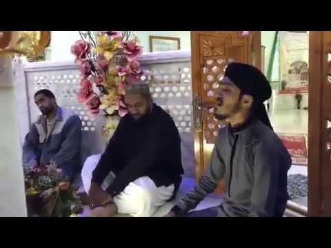 Hafiz Kamran Qadri at Mazar-e-Khushtar Mauritius 2017