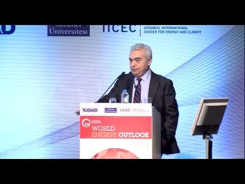WEO 2014 Turkey Presentation - Presentation by Dr  Fatih Birol
