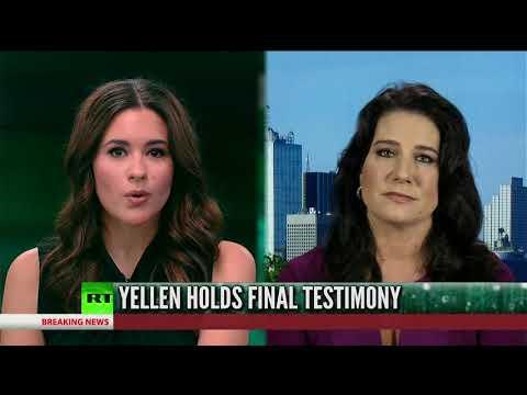 Janet Yellen's Last Testimony