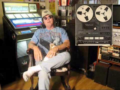 Quadraphonic Sound - Remember 70's Quad? 4-channel tape, CD-4 SQ QS vinyl