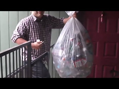 Side Money: Recycling cans and bottles part 2