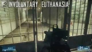Battlefield 3 Walkthrough - Uprising - Achievements: Roadkill & Involuntary Euthanasia