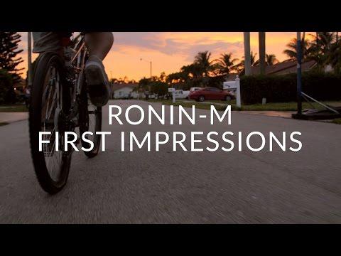 DJI Ronin M - First Impressions - Test Shots - Review