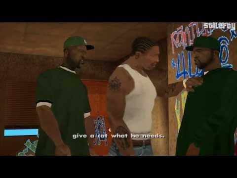 GTA San Andreas - Mission #95 - Beat Down B Dup