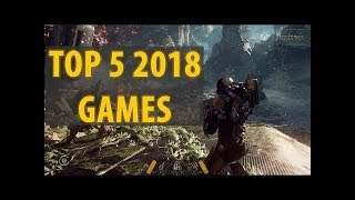 TOP 5 FPS GAMES 2018 (PC,XBOX,PS4)