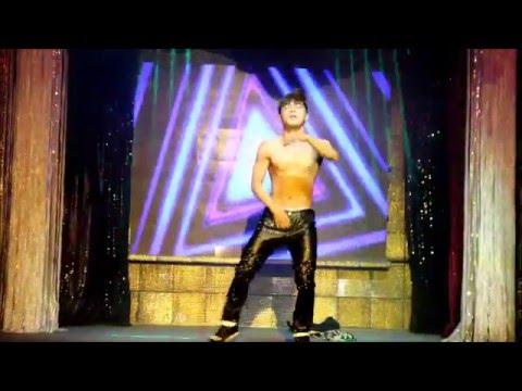 cute gay boy dancing cambodia