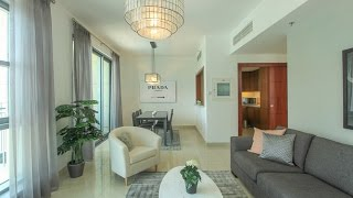 3 BR with Burj Khalifa View in Standpoint Tower 1, Downtown Dubai