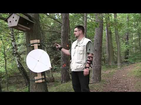 Entfernungsmesser Bogenjagd : Bogenjagd laufender keiler youtube