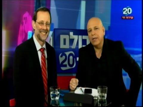 מפלגת זהות יוצרת משהו חדש שמוציא את הימין מן המרחב הקפואQ&A with Moshe Feiglin