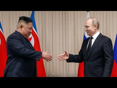 Geopolitics E188: Belt And Road Forum, Kim Meets With Putin!