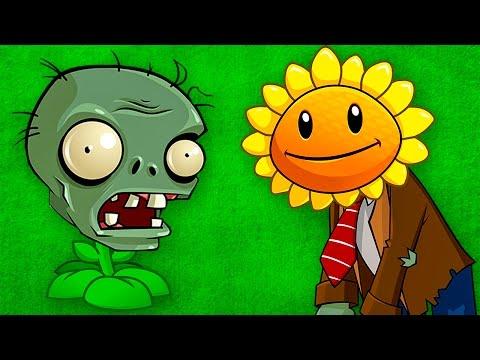 ЗОМБОТАНИКА - Plants vs Zombies #31 МИНИ-ИГРЫ | РАСТЕНИЯ ПРОТИВ ЗОМБИ
