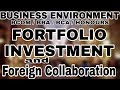 PortFolio Investment & Foreign Collaboration(Part-2) || Business Environment || Anurag Conceptuals