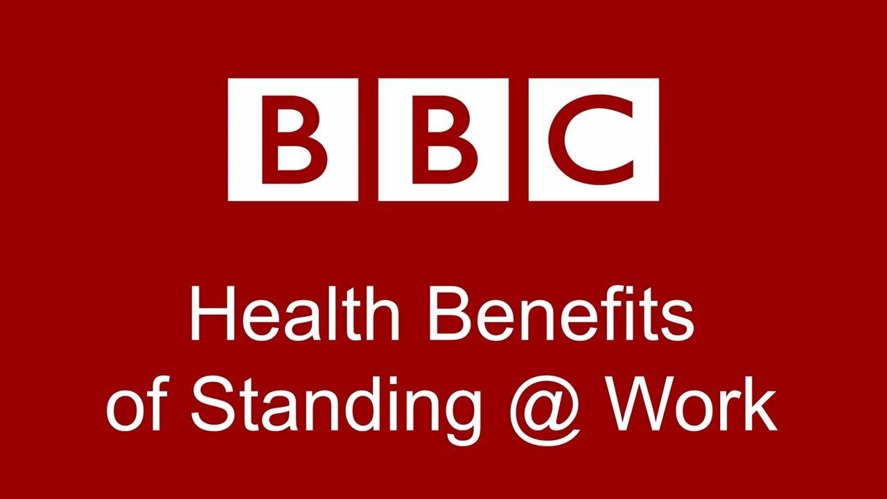 Health Benefits Of Standing Desks At Work Bbc Tv