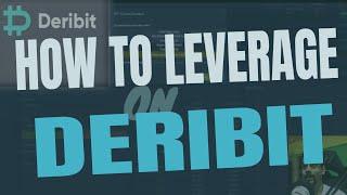 📌 Deribit Trading Leverage - How To Adjust Leverage | Cross Margin Explained | Deribit Guide 🎯