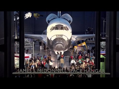 FLASH MOB 2014 - U.S. Air Force Band at Smithsonian National Air & Space Museum