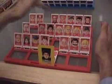How to win Guess Who? in one move