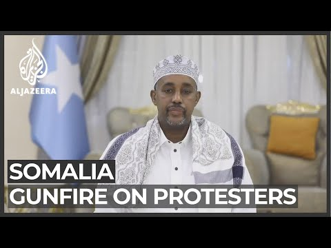Somalia: Heavy gunfire erupts at opposition march in Mogadishu