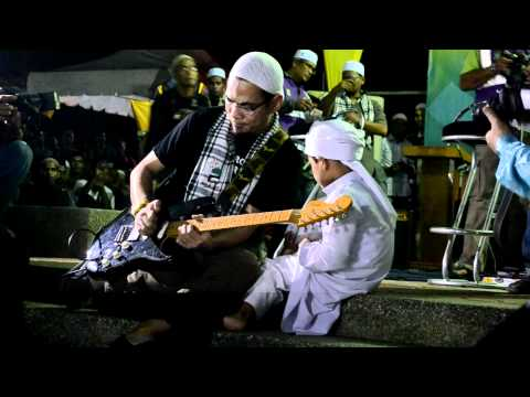 Sham Kamikaze Tangisan Keinsafan Live At Padang Kota