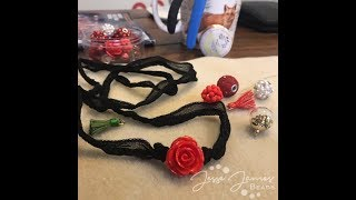 How-To Make Beaded Jewelry With Fairy Silk Cord