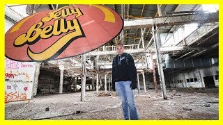EXPLORING ABANDONED CANDY FACTORY! WE WERE NOT ALONE!